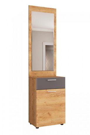 Тумба ТМ-002 (Тумба с зеркалом) САФАРИ