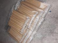Ватные палочки тонкие для бровей (100шт)