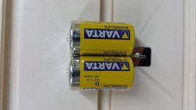 батарейка VARTA R20 2/24/120