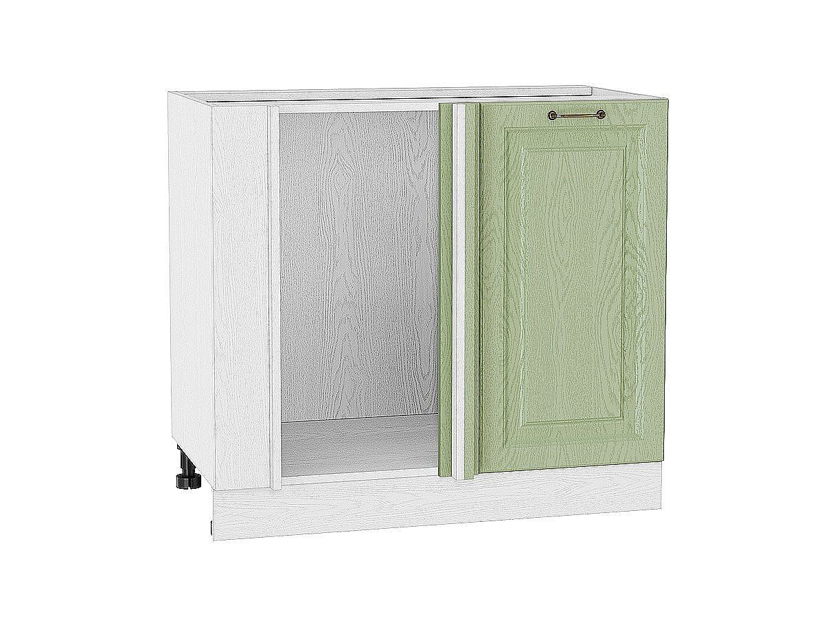 Шкаф нижний угловой Ницца НУ990 (дуб оливковый)