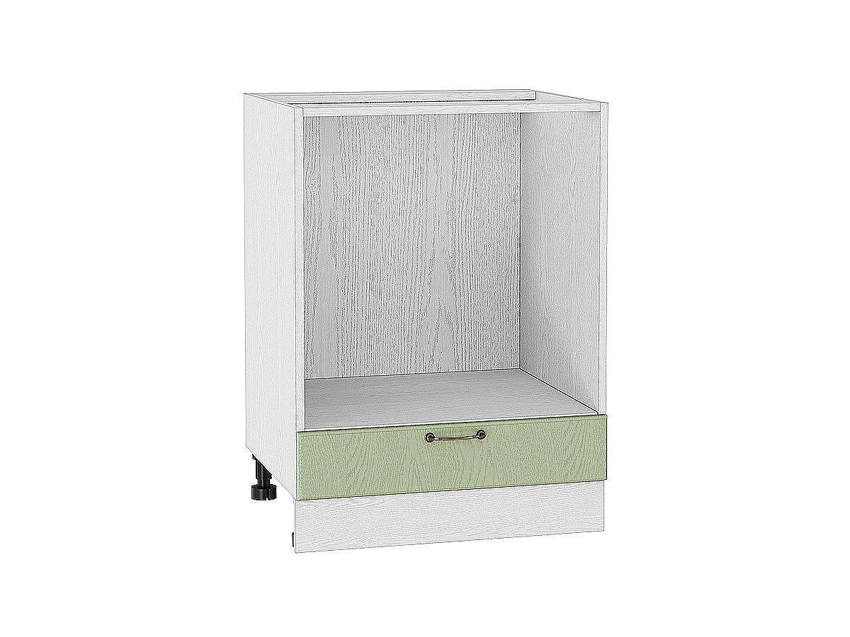 Шкаф нижний под духовку Ницца НД600 (дуб оливковый)