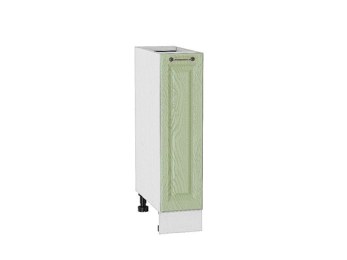 Шкаф нижний бутылочница Ницца НБ200 (дуб оливковый)