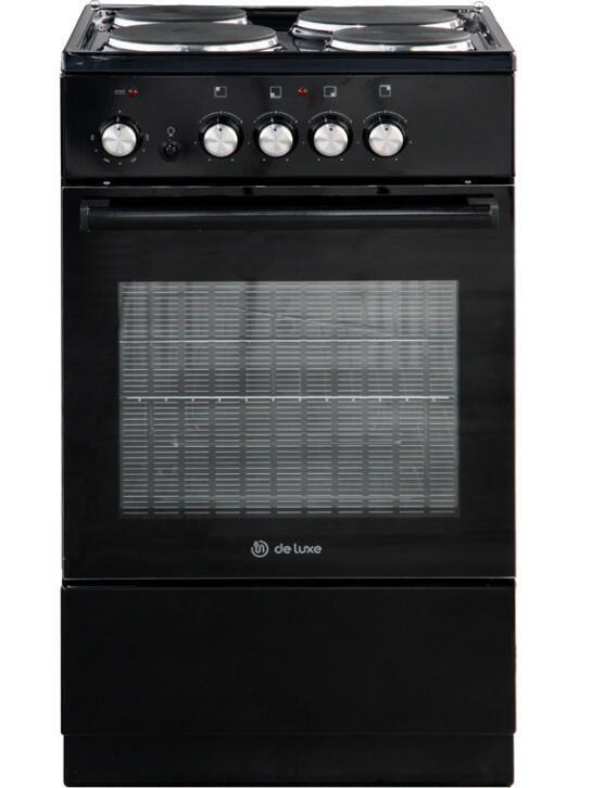 Электрическая плита De Luxe 5004.18э-011