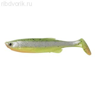 Приманка SG LB 3D F-Minnow T-Tail 9 Fluo Green 61814-001