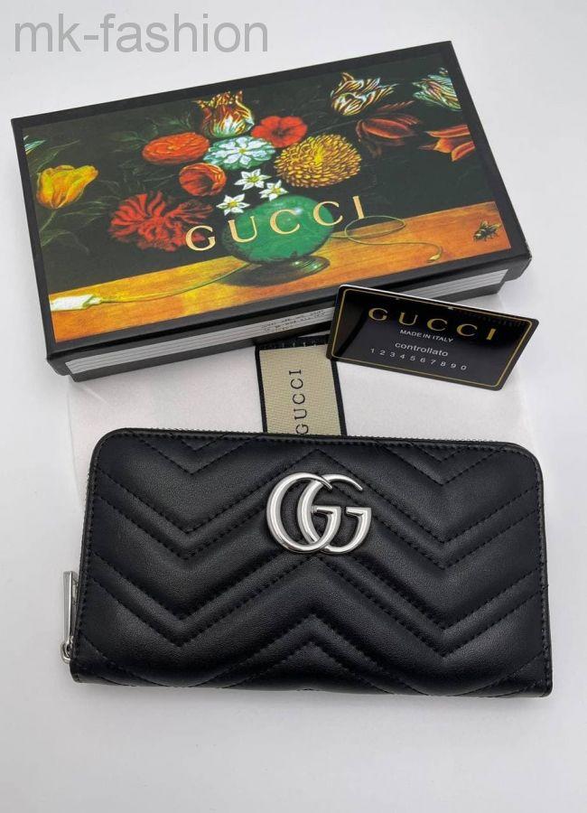 Кошелек Gucci черный