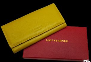 Кошельки женские Loui Vearner натуральная кожа