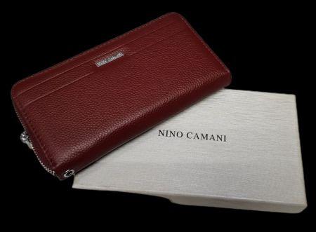 Кошельки женские Nino Camani натуральная кожа