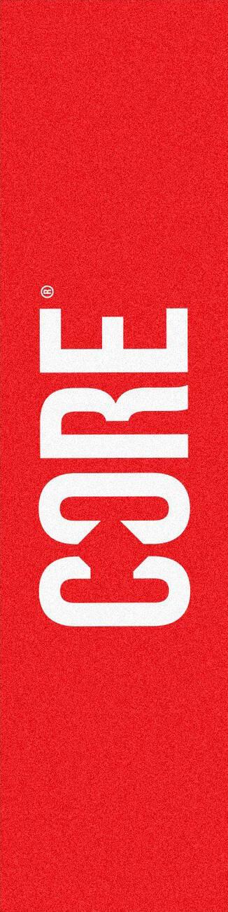 Шкурка для самоката CORE Classic, красный 57*14 см