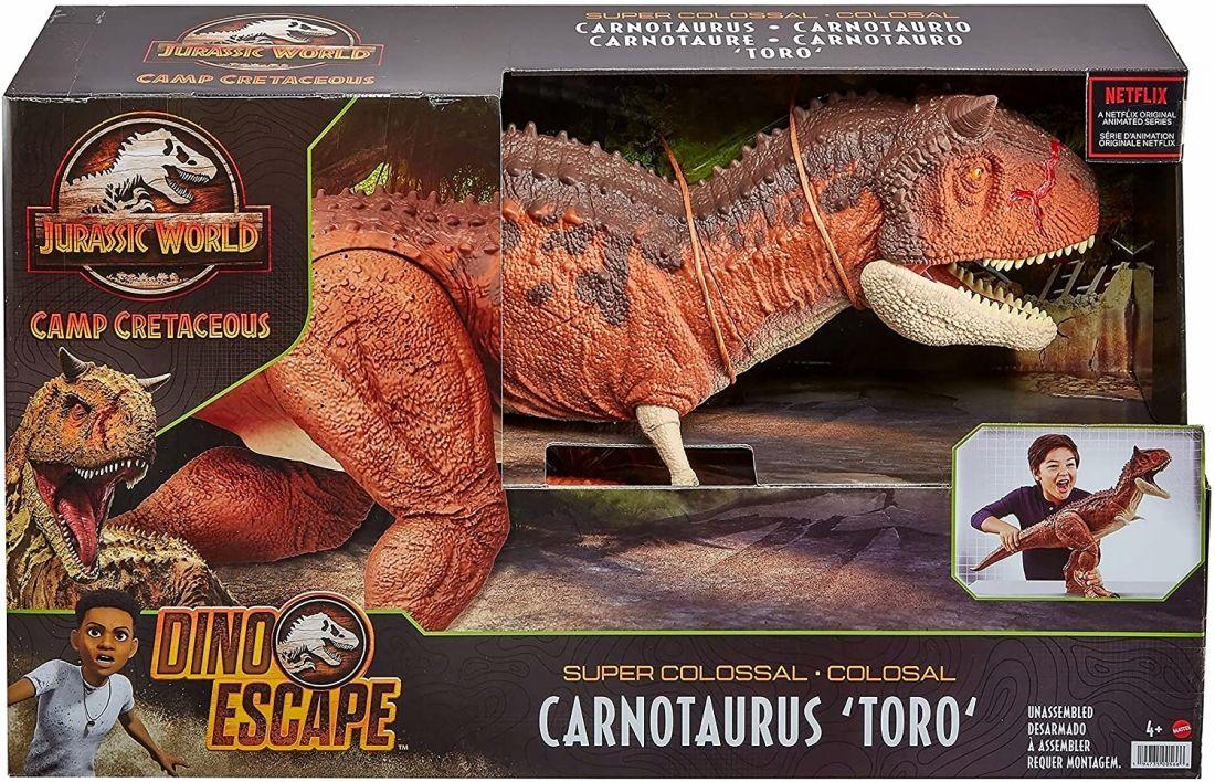 Динозавр Карнотавр Торо