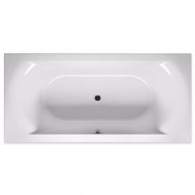 Прямоугольная акриловая ванна Riho Linares 160x70 R без гидромассажа BT4200500000000