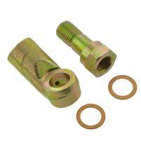 RK01189 * 2103-3810610 * Тройник штуцер масляного датчика для ам 2101-2107
