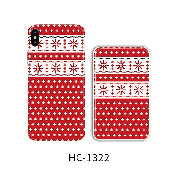 Защитный чехол HOCO Colorful and graceful series для iPhoneXS (свитер красный)
