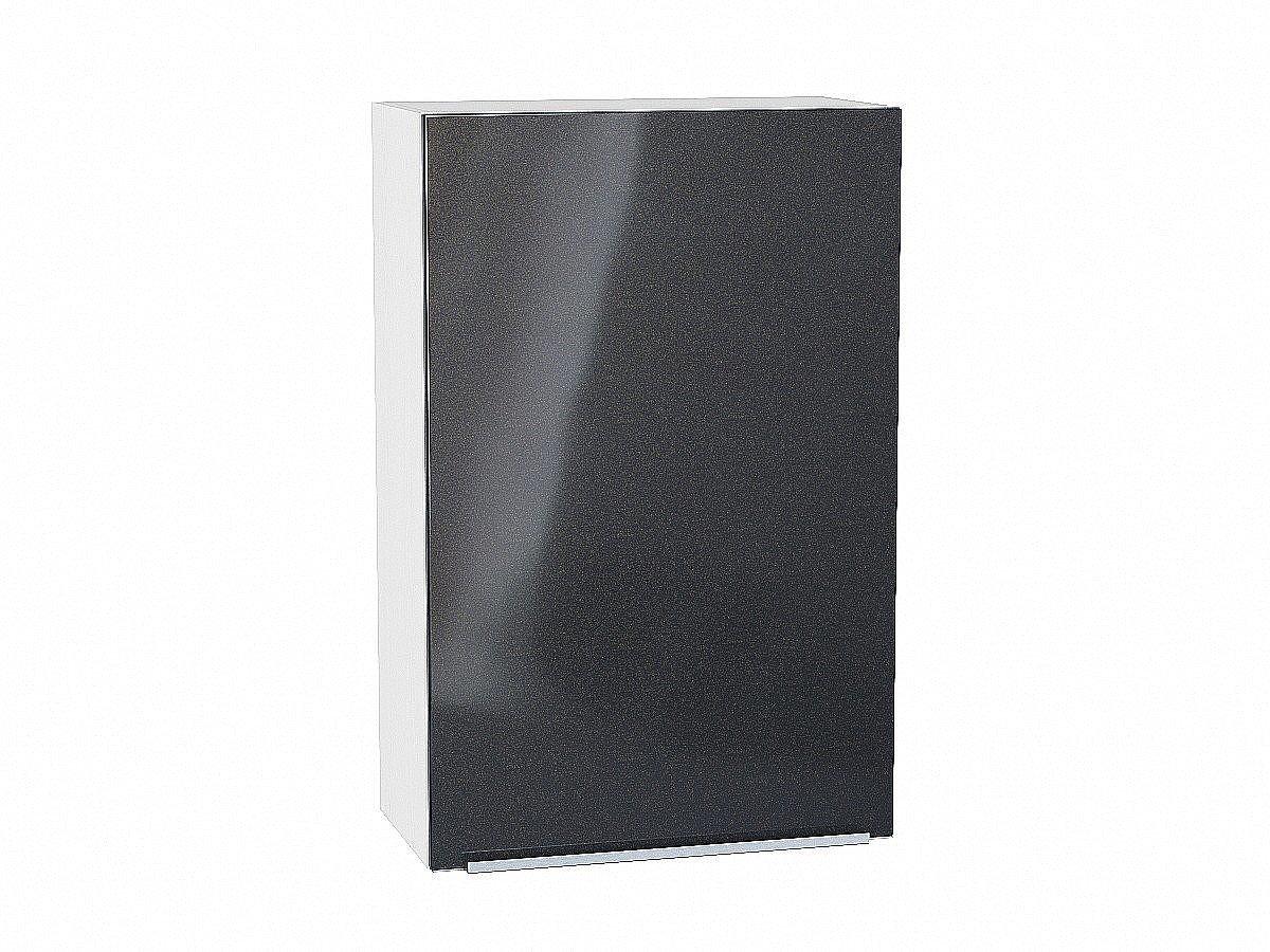 Шкаф верхний Фьюжн В609-Ф46Н Anthracite