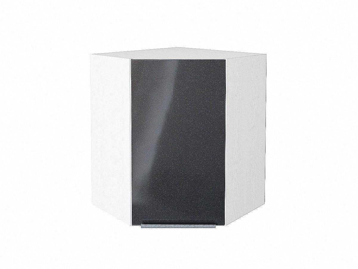 Шкаф верхний угловой Фьюжн ВУ590 Anthracite
