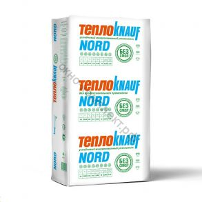 ТеплоКНАУФ NORD TS035А 50х610х1230мм Knauf Insulation 1уп=0,45м3=9м2  код:092559