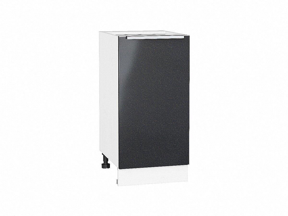 Шкаф нижний Фьюжн Н400 Anthracite
