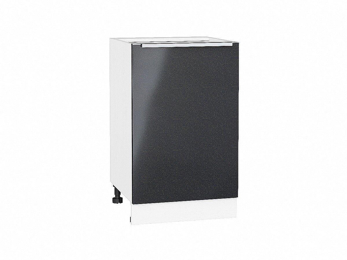 Шкаф нижний Фьюжн Н500 Anthracite