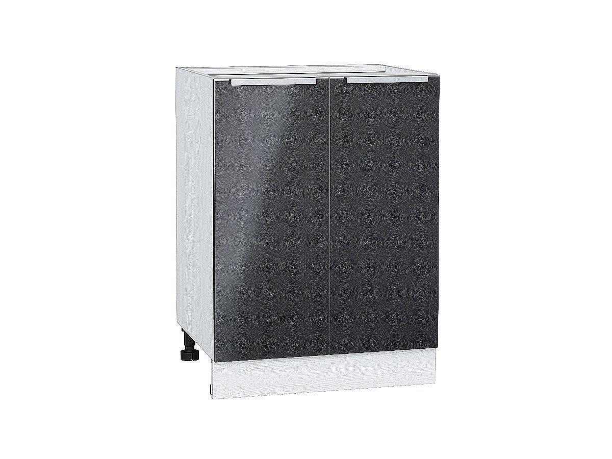 Шкаф нижний Фьюжн Н600 Anthracite