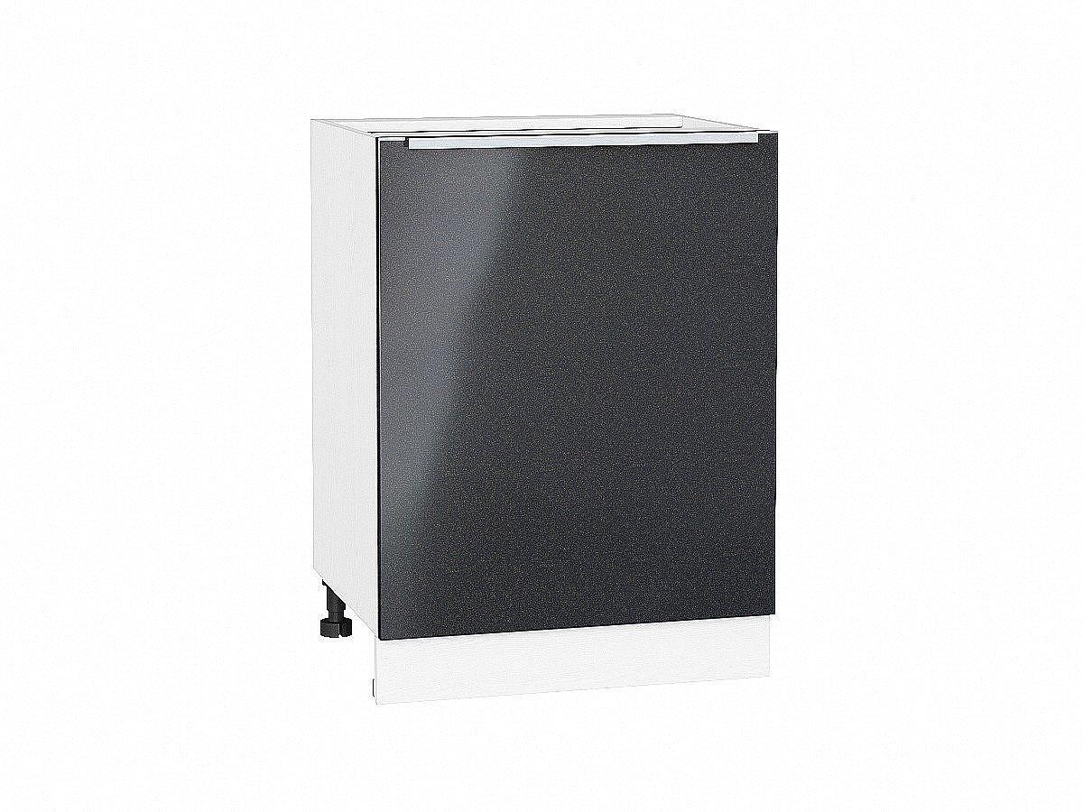 Шкаф нижний Фьюжн Н600-Ф46 Anthracite