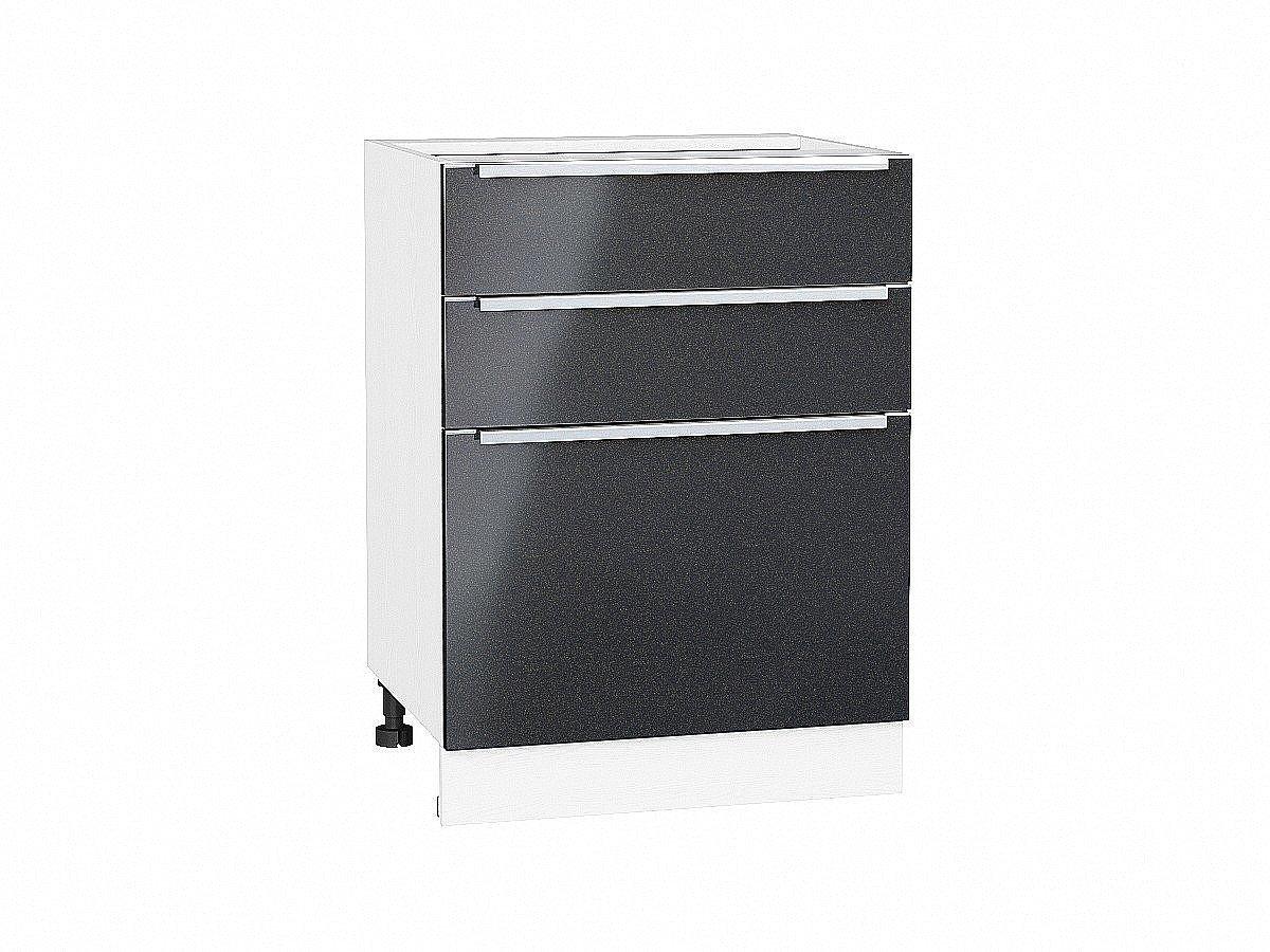 Шкаф нижний Фьюжн Н603 Anthracite