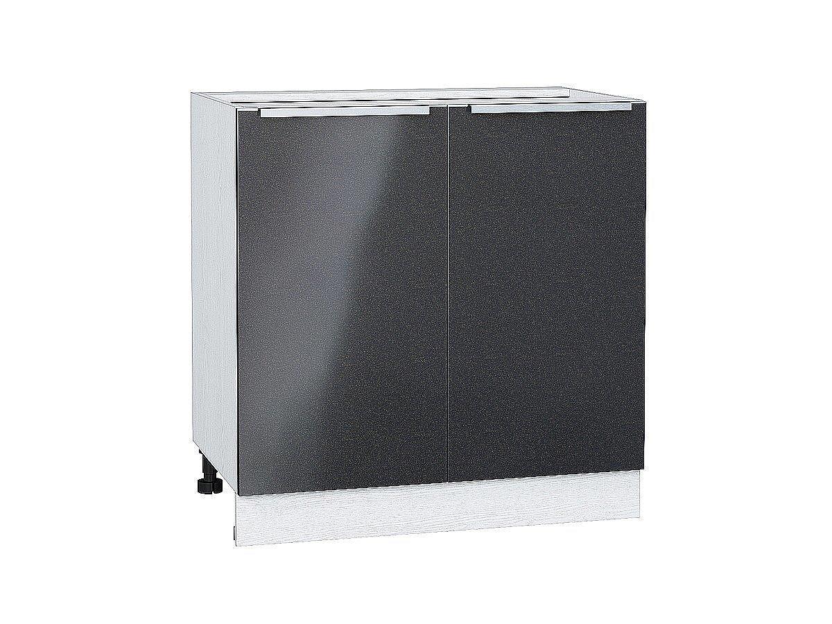 Шкаф нижний Фьюжн Н800 Anthracite
