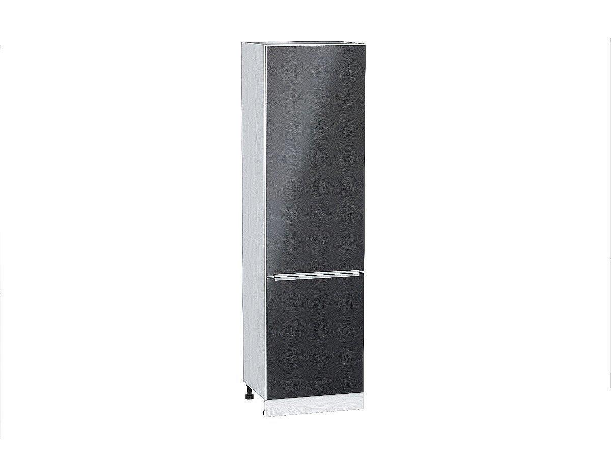 Шкаф пенал Фьюжн ШП600 Anthracite