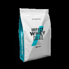 Изолят сывороточного белка 90% Myprotein (Великобритания). Цена за 1 кг.