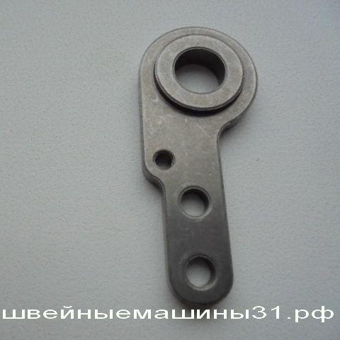 Пластина ограничителя главного вала  ОВЕРЛОК JANOME T 72; T 34 И ДР. ЦЕНА 300 РУБ.