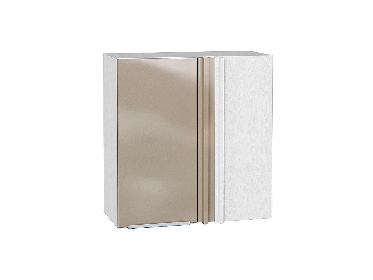 Шкаф верхний прямой угловой Фьюжн ВУ690 Gallant