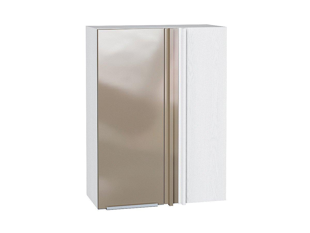 Шкаф верхний прямой угловой Фьюжн ВУ699 Gallant