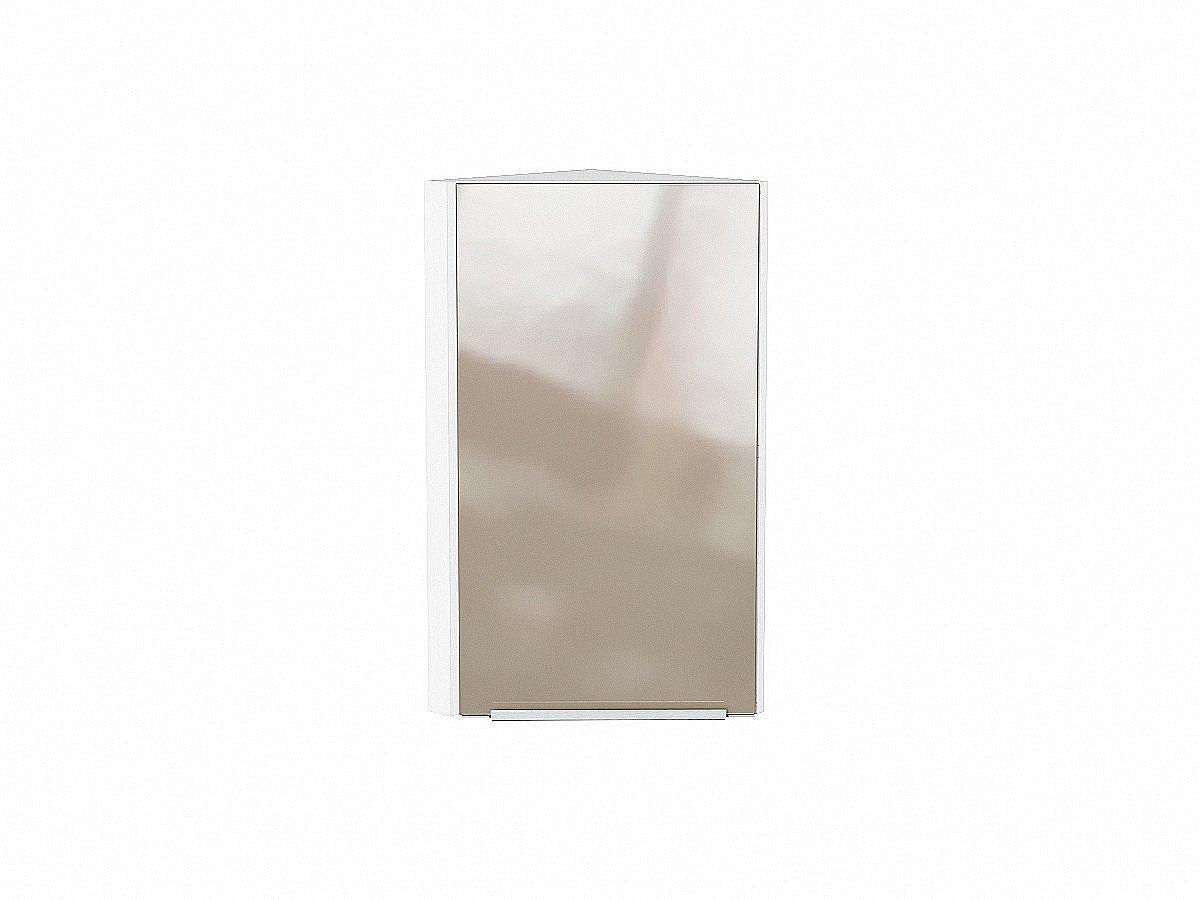 Шкаф верхний торцевой Фьюжн ВТ230 Gallant