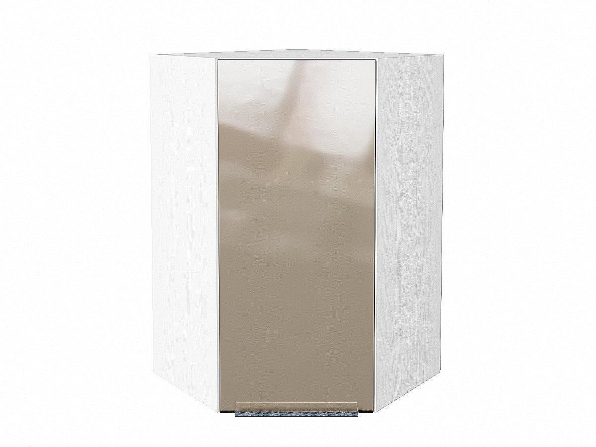 Шкаф верхний угловой Фьюжн ВУ599 Gallant