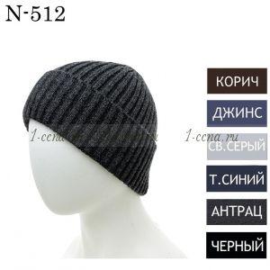Мужская шапка NORTH CAPS N-512