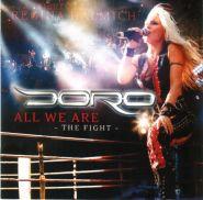 DORO (ex- Warlock) - All We Are - The Fight (EP) 2007