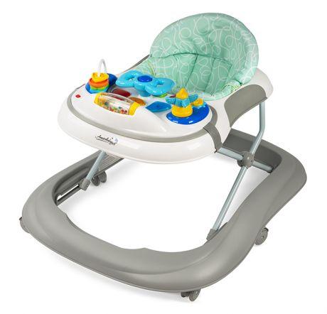 Ходунки детские с электронной игровой панелью AMAROBABY Strolling Baby