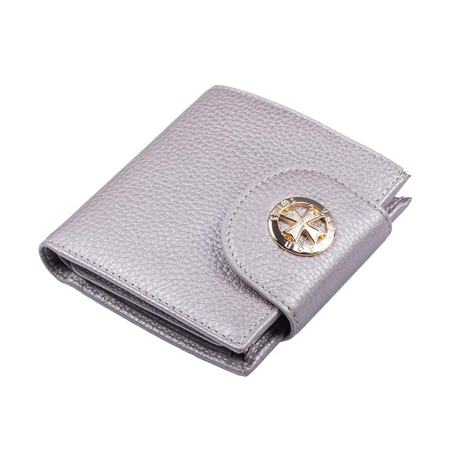 Кожаный кошелек Narvin 9581-N.Polo Platina