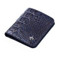 Кожаное портмоне Narvin 9654-N.Bambino D.Blue