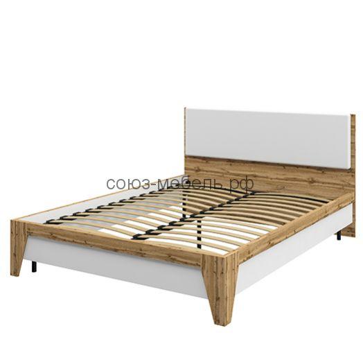 Спальня Сканди (Шкаф МН-036-33+Комод МН-036-17+Тумба МН-036-28 - 2шт+Кровать МН-036-20)