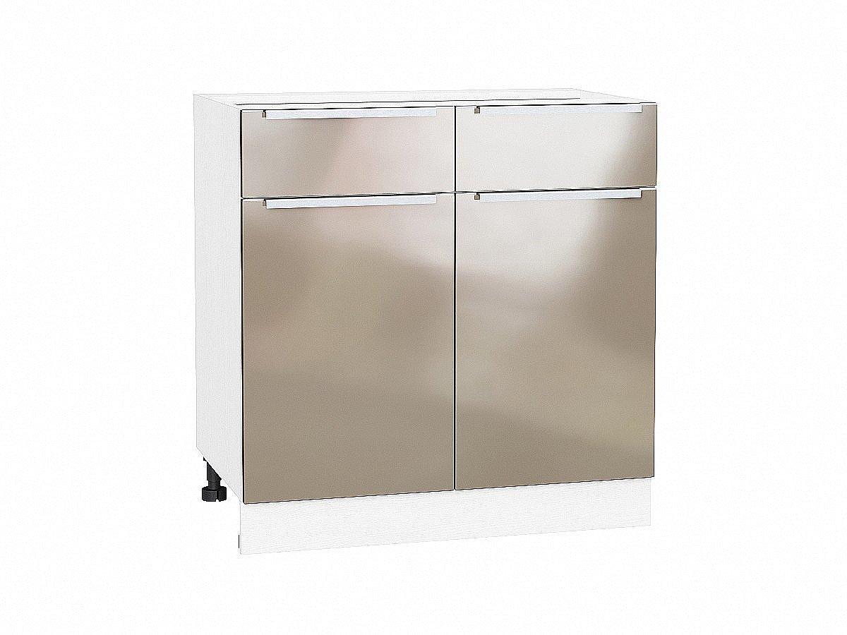 Шкаф нижний Фьюжн Н801 Gallant