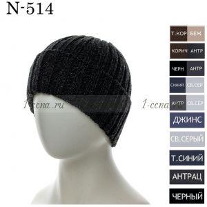 Мужская шапка NORTH CAPS N-514