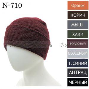Мужская шапка NORTH CAPS N-710