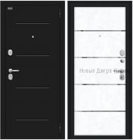 """""""Лайн"""" Snow Art Дверь входная металлическая"""