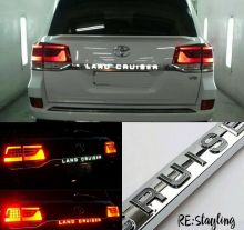Накладка на крышку багажника, LED, 2 режима