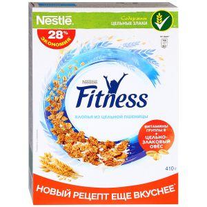 Xlopya Nestle Fitness tam buğdadan 410 qr