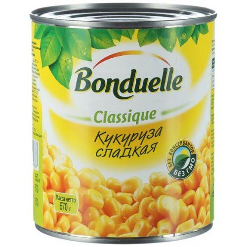 Qarğıdalı Bonduelle şirin 425 gr