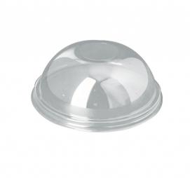 Крышка купольная для бум. стакана d 90 мм (50шт.)