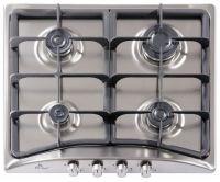Газовая варочная панель Electronicsdeluxe 5840.00 гмв - 052ЧР (977500)