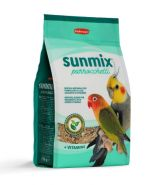 Padovan SUNMIX PARROCCHETTI Комплексный корм для средних попугаев, 850гр