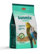 Padovan SUNMIX COCORITE Комплексный корм для волнистых попугаев, 850гр