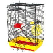 "Дарэлл ""Саша 4"" Клетка для грызунов, 3 этажа, 41*30*58 см"